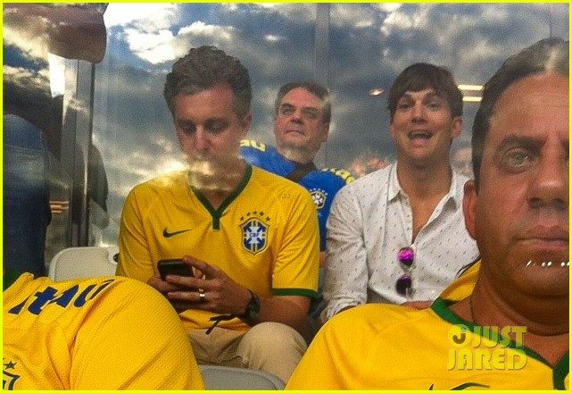 ashton kutcher happy to be world cup semifinals 153151831