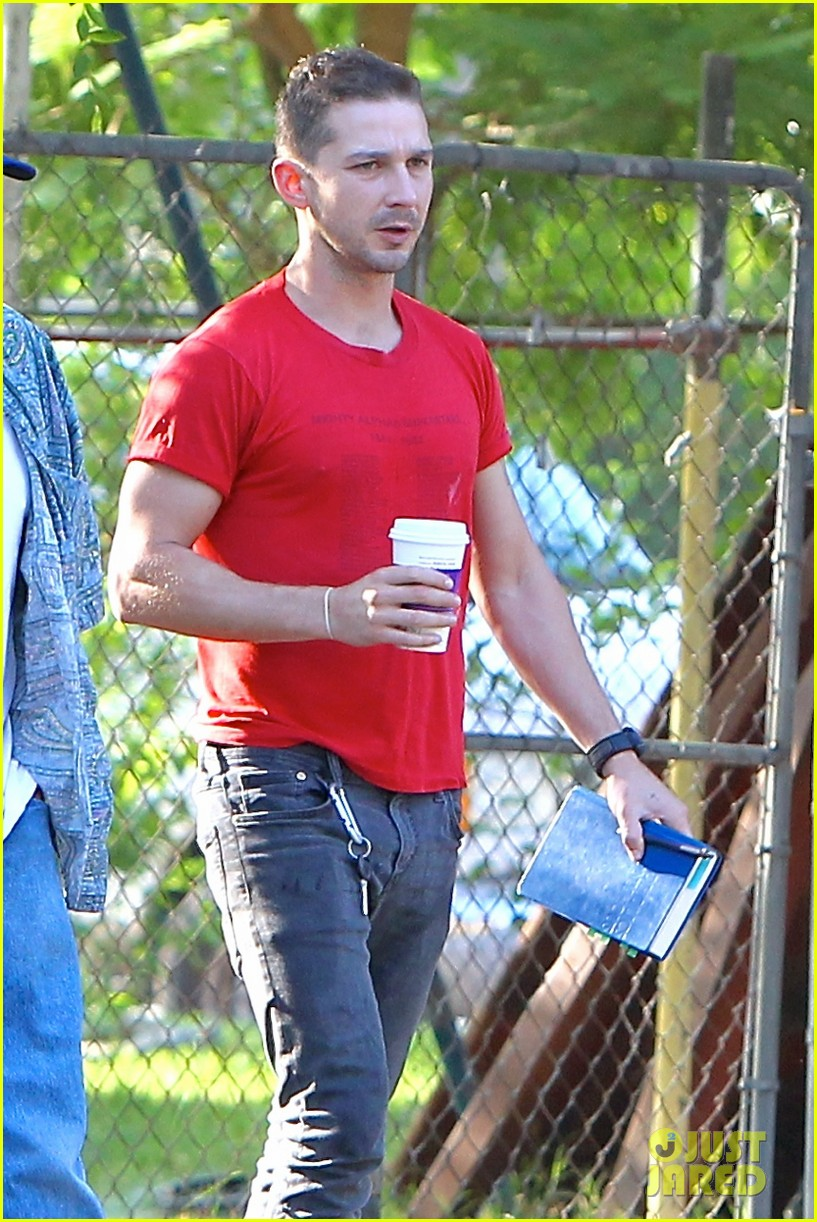 shia labeouf life examined by mel gibson 093152536
