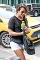 lea michele matthew paetz nyc after italy vacation 01