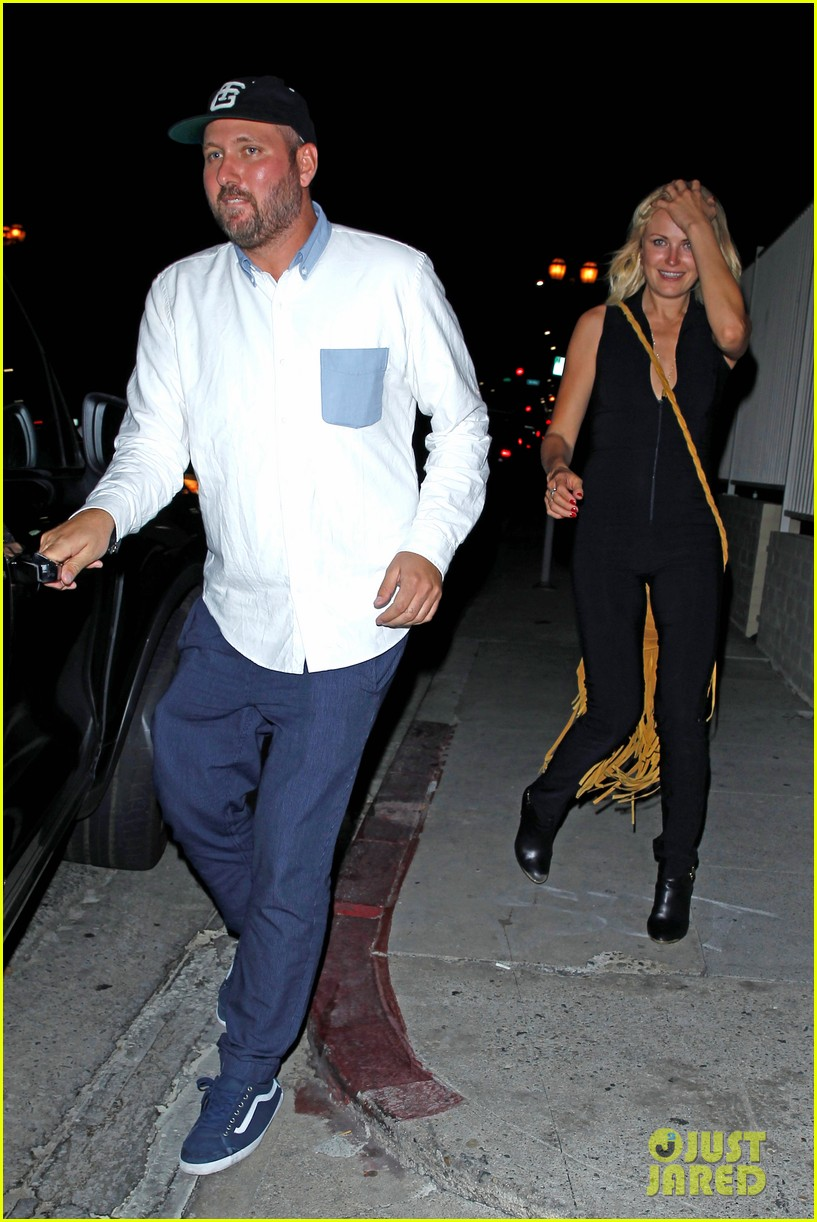 malin akerman wears a skintight jumpsuit out clubbing 023153714