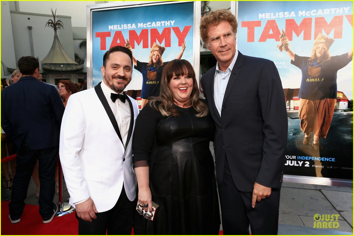 melissa mccarthy susan sarandon bring tammy to hollywood 023147418