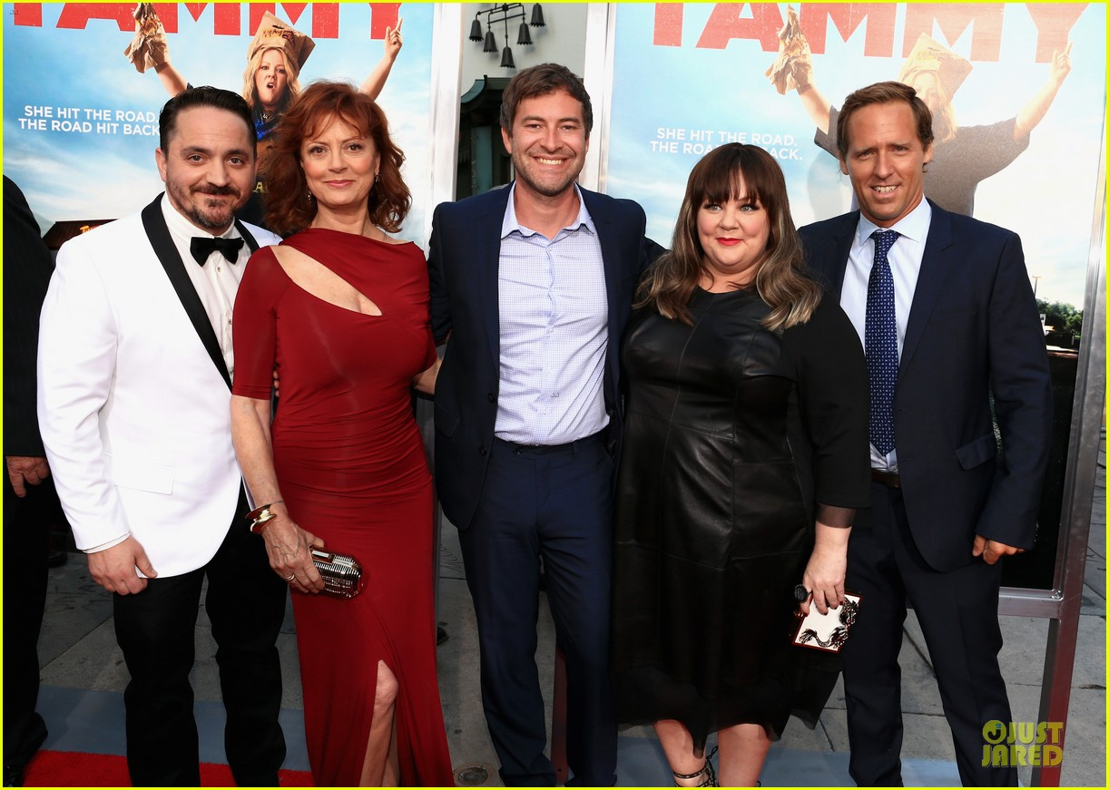 melissa mccarthy susan sarandon bring tammy to hollywood 063147422