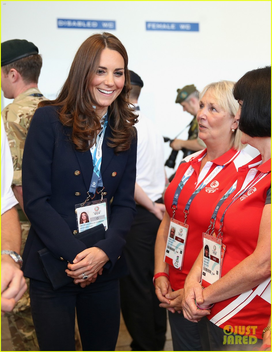 kate middleton prince william harry commonwealth games 073166000