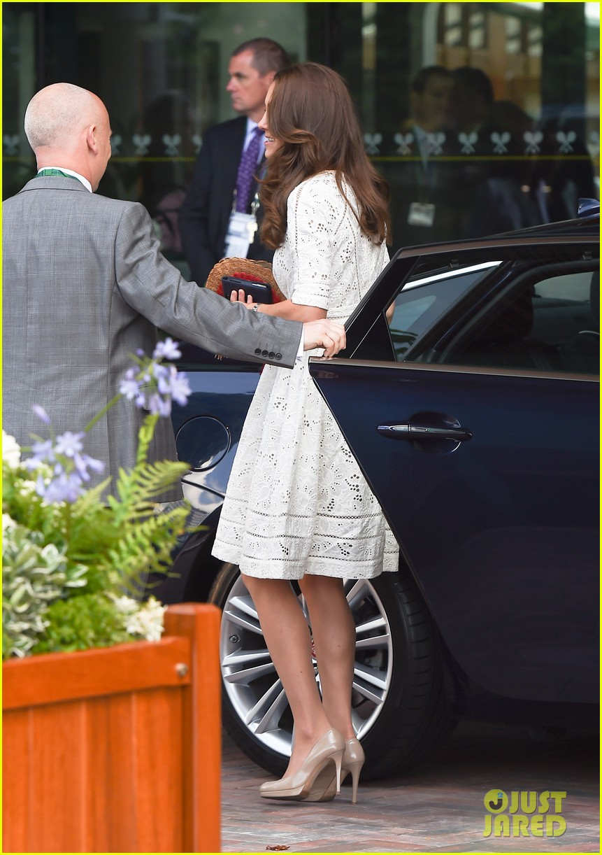 kate middleton prince william cheer on wimbledon 043148741