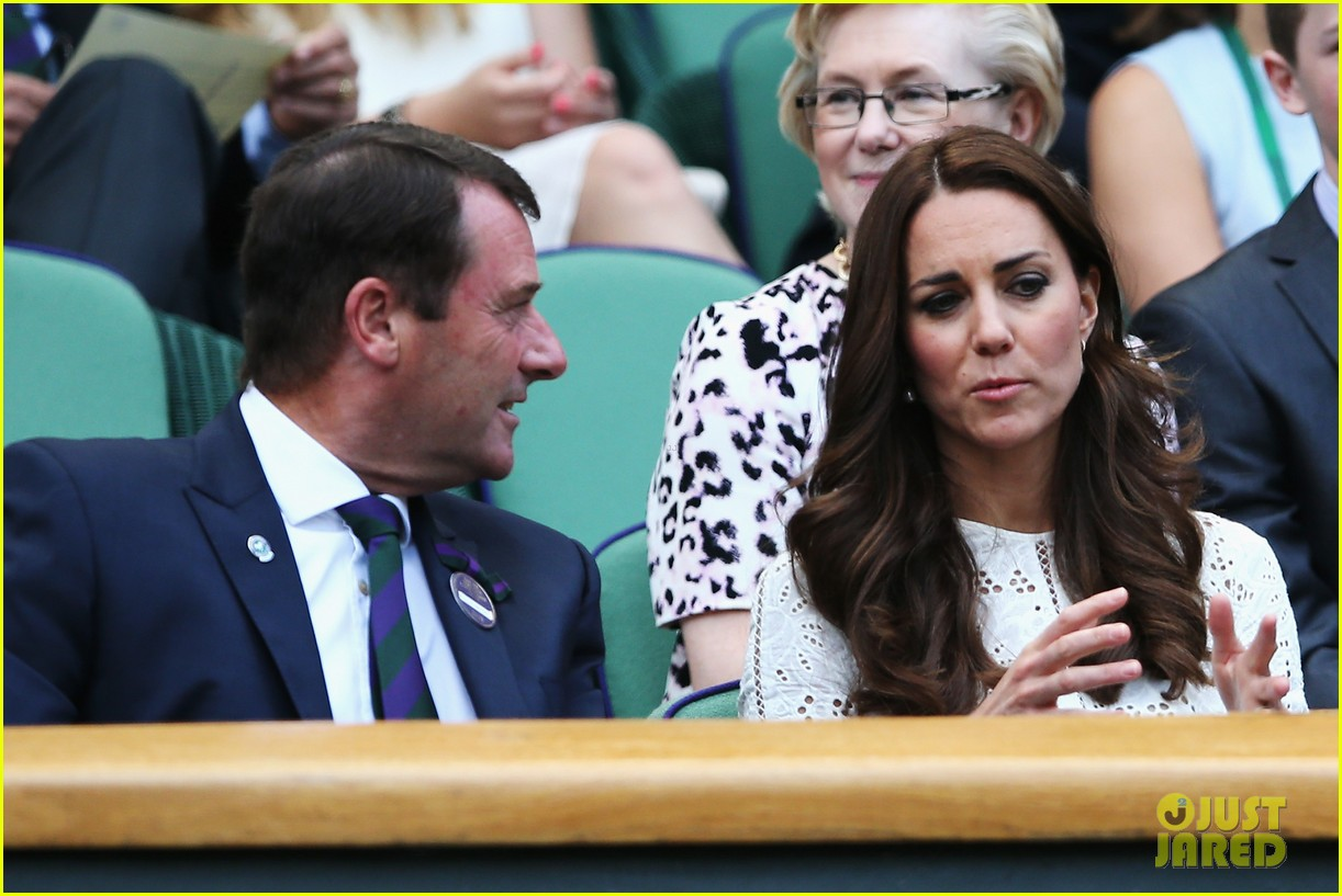 kate middleton prince william cheer on wimbledon 063148212