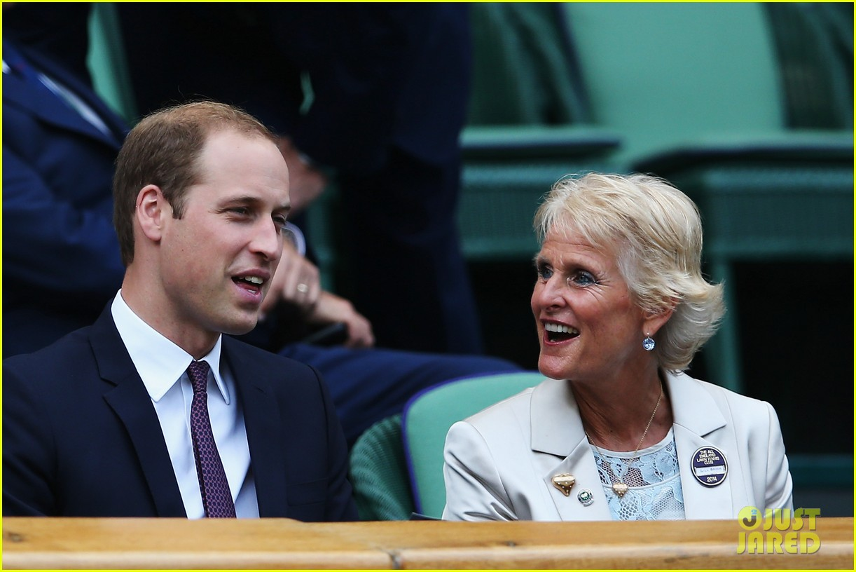 kate middleton prince william cheer on wimbledon 073148213