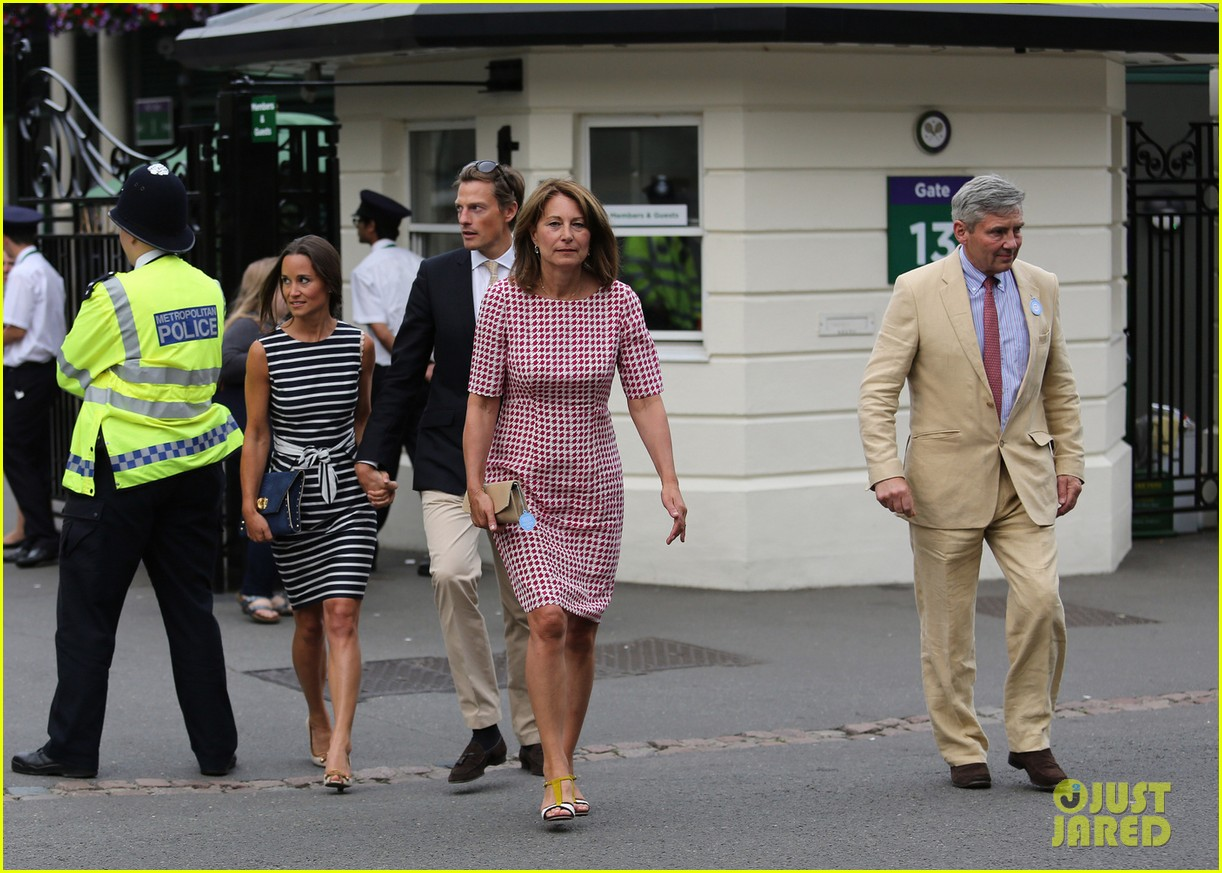 pippa middleton nico jackson hold hands at wimbledon 043148752