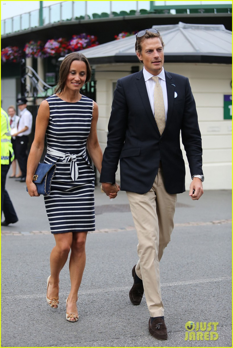 pippa middleton nico jackson hold hands at wimbledon 053148753