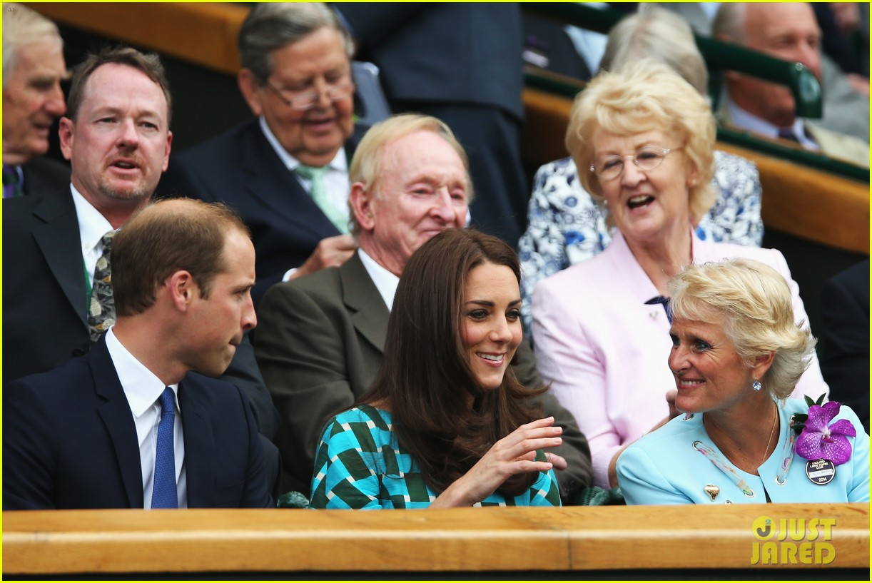 kate middleton prince william greet wimbledon winner 013150503