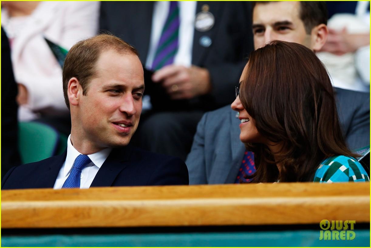 kate middleton prince william greet wimbledon winner 083150510