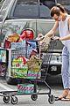 milla jovovich grocery trip friend 23