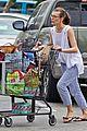 milla jovovich grocery trip friend 25