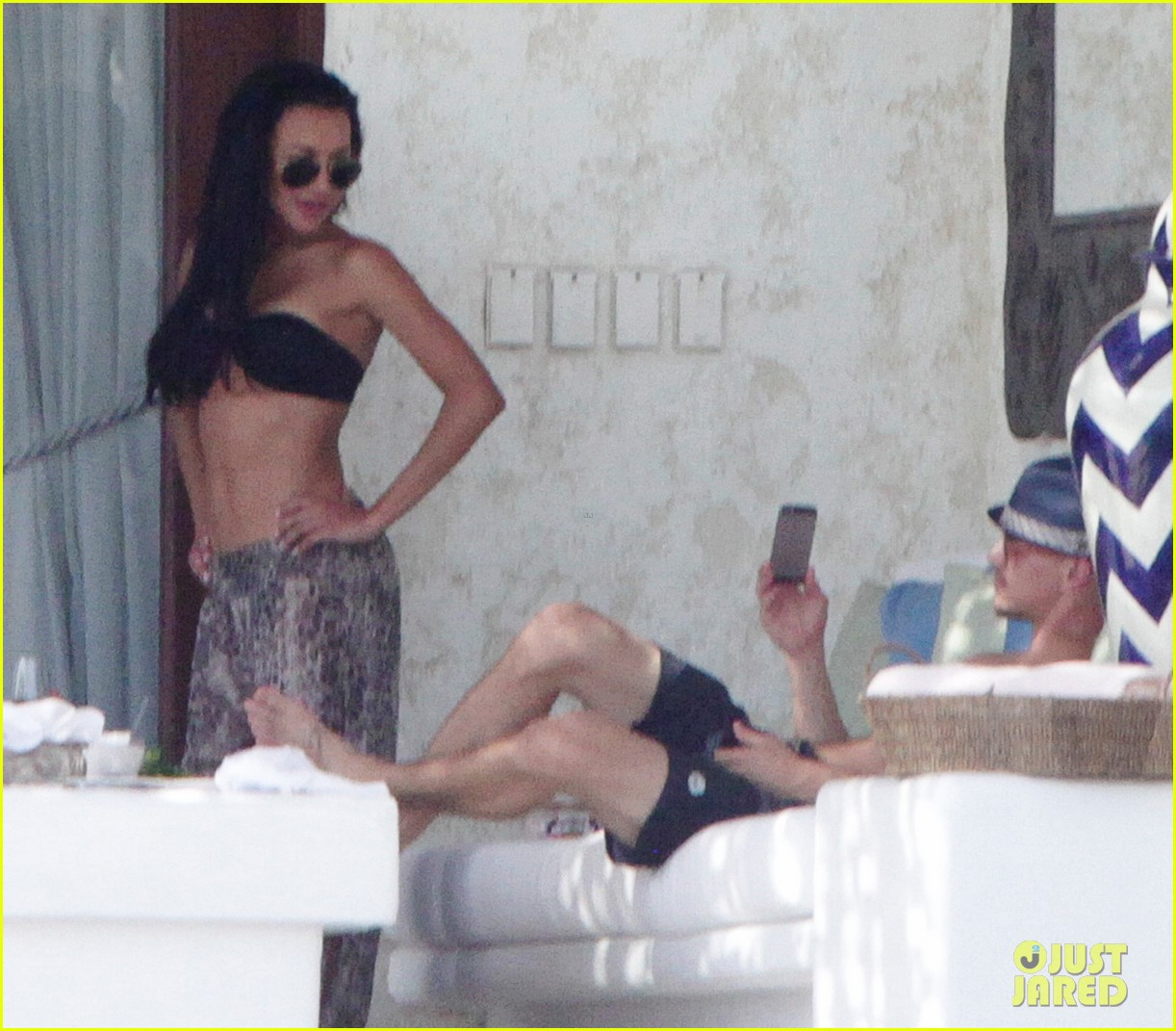 naya rivera new husband ryan dorsey vacation after their secret wedding 033162252