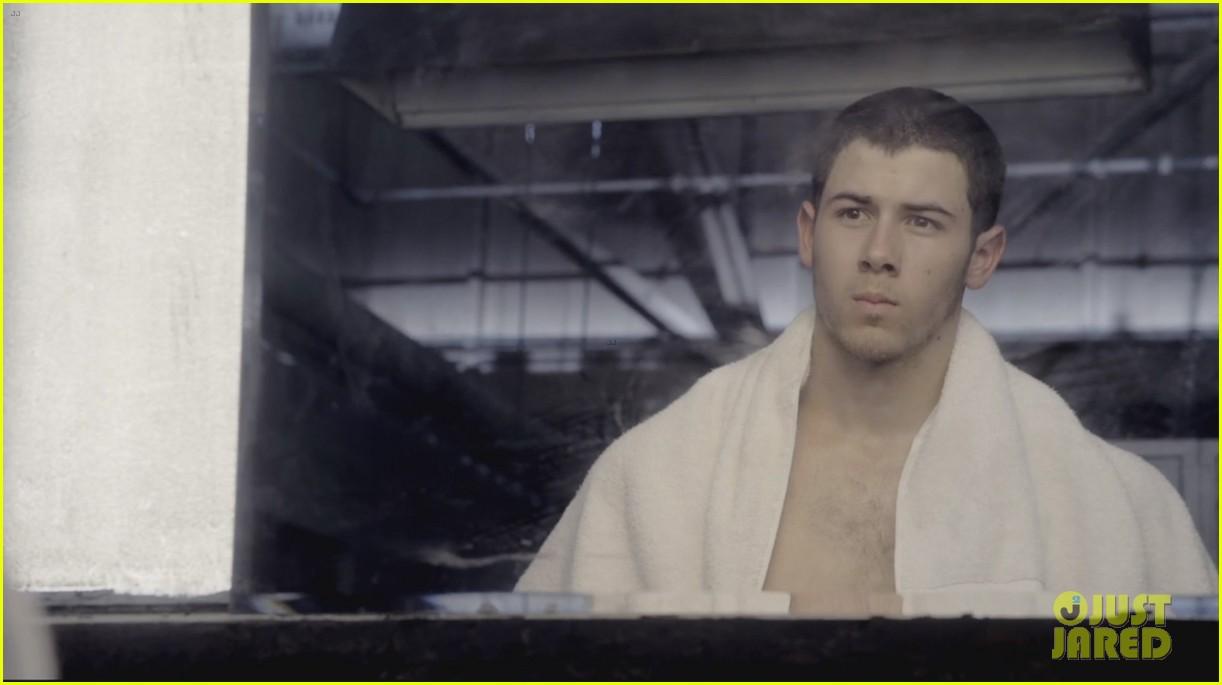 Nick Jonas Shows Off Shredded Body in First Look 'Kingdom ...