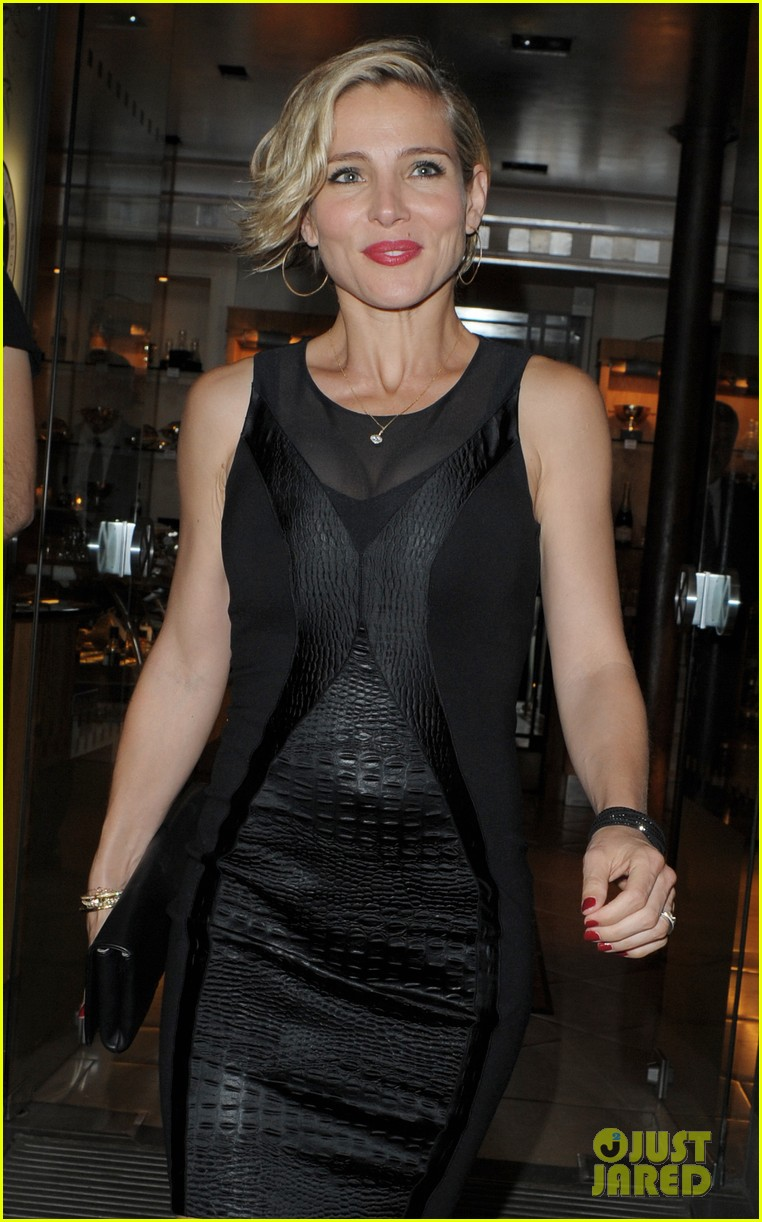 elsa pataky rosamund pike get glam for private dior dinner 04