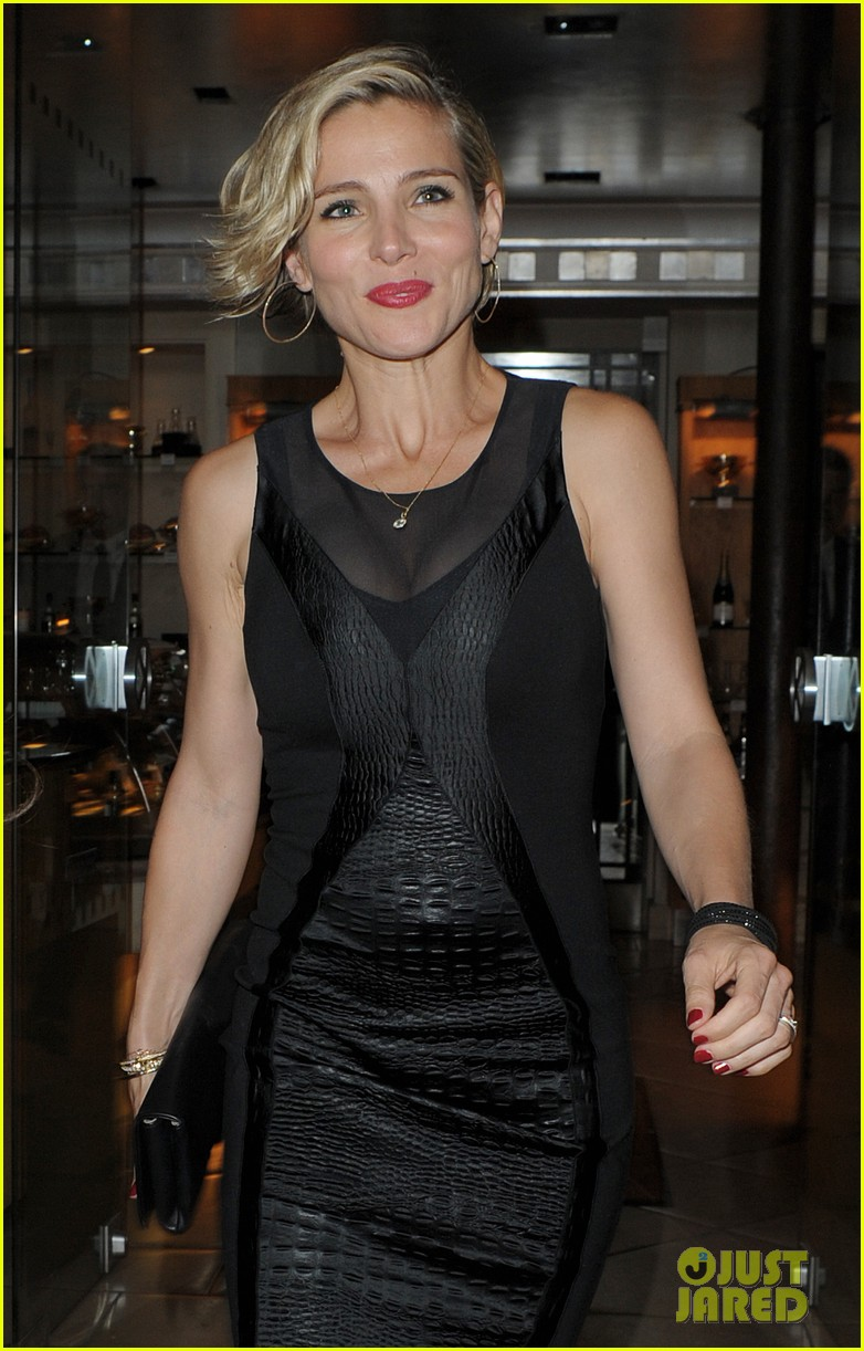 elsa pataky rosamund pike get glam for private dior dinner 083151609