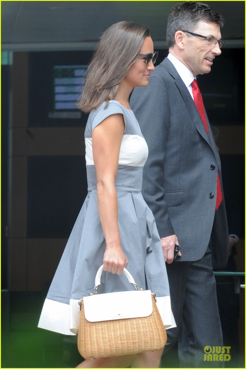 pippa middleton nico jackson watch novak djokovic win at wimbledon 023150670