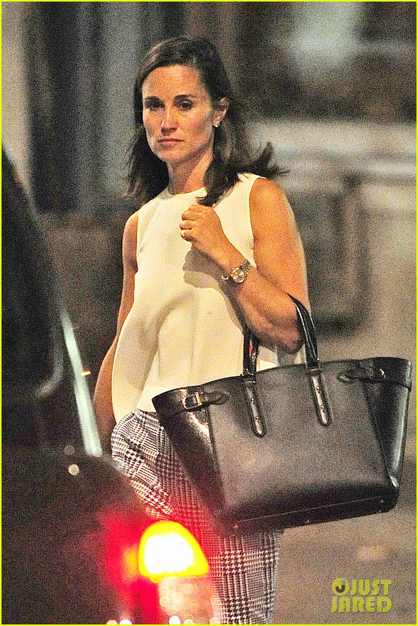 pippa middleton spends a lot of time with sister kate 023149587