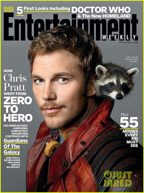 chris pratt covers ew for guardians of the galaxy 013152390