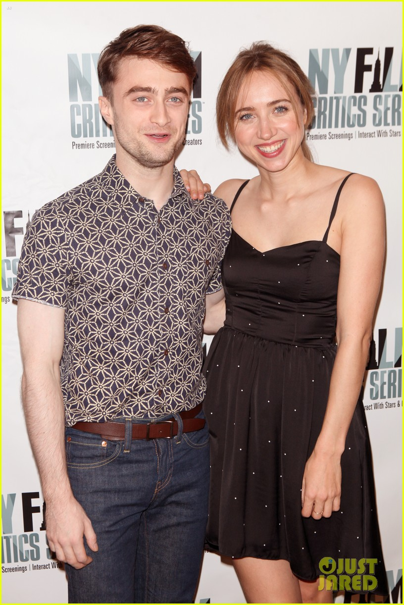 daniel radcliffe zoe kazan what if screening 013151872