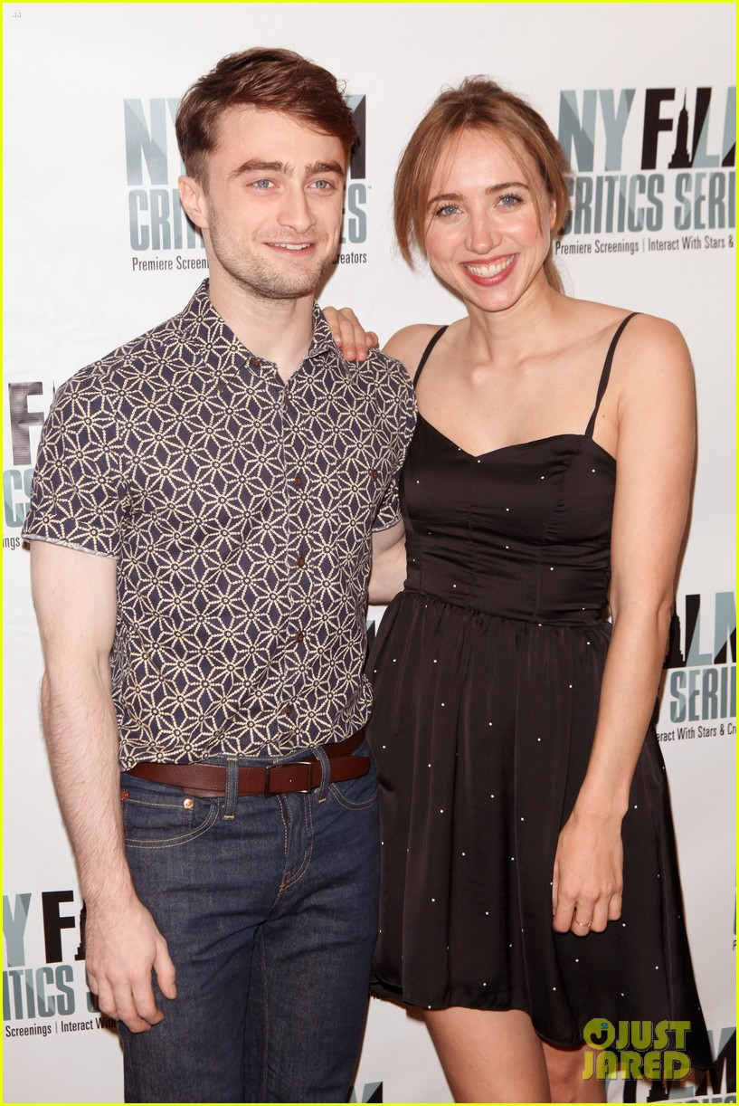 daniel radcliffe zoe kazan what if screening 033151874