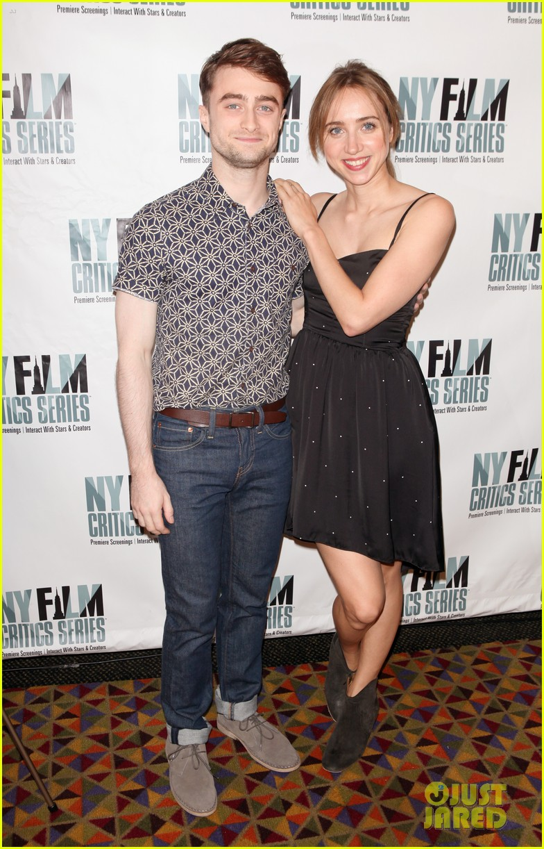 daniel radcliffe zoe kazan what if screening 053151876
