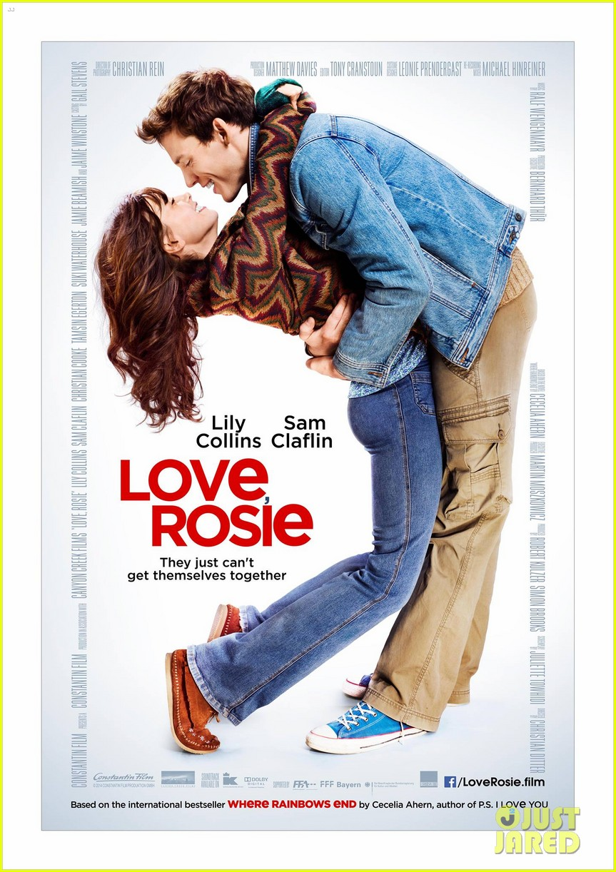 sam claflin lily collins first love rosie poster 013151378