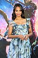 zoe saldana wears billowy dress to hide baby bump at guardians uk premiere 02