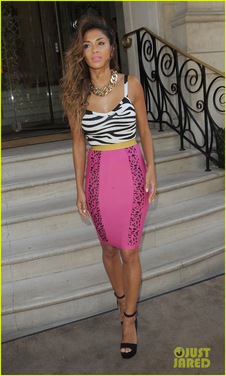 nicole scherzinger spent july 4th with kanye west in london 063149773