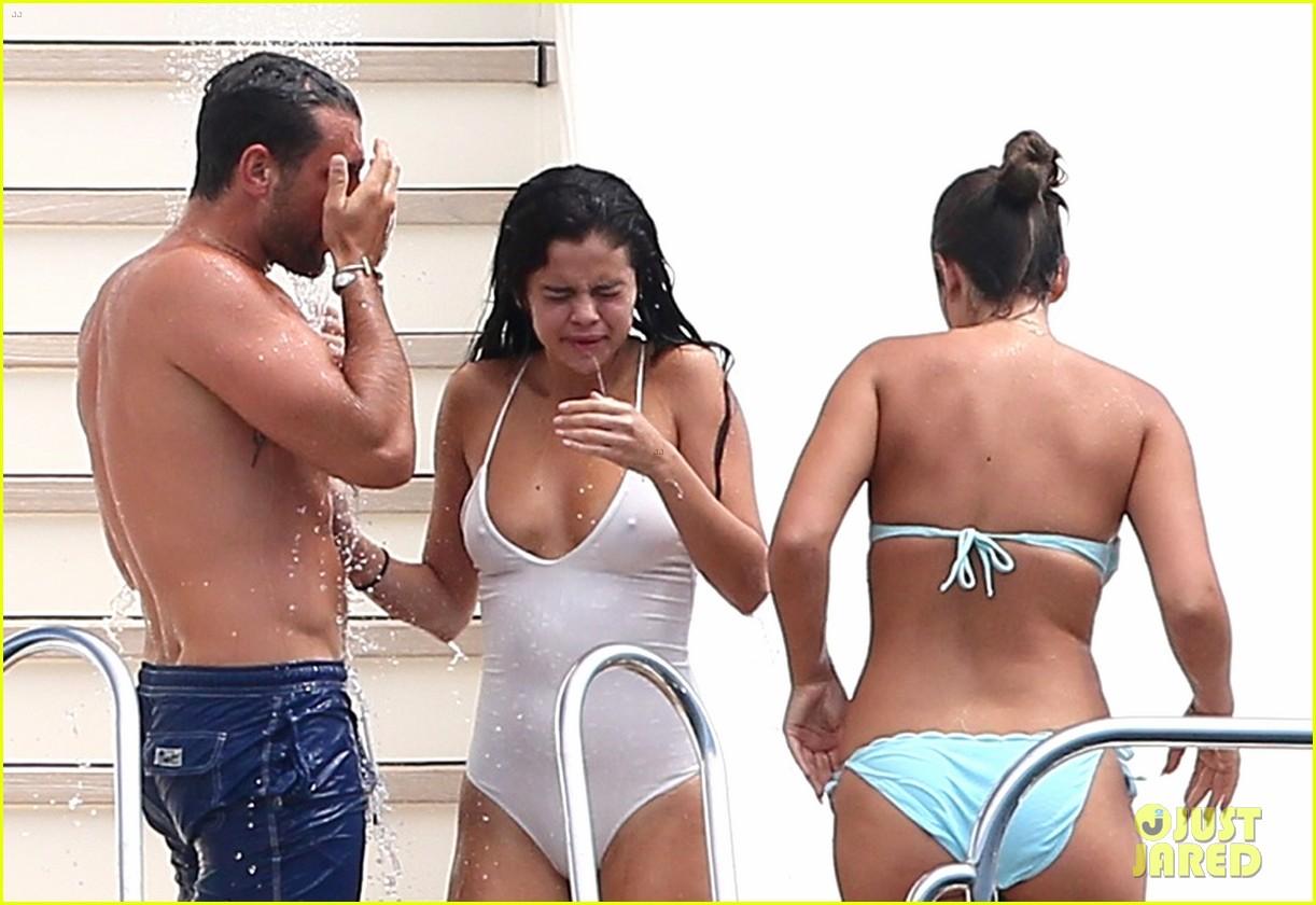 Tommaso Chiabra And Selena Gomez