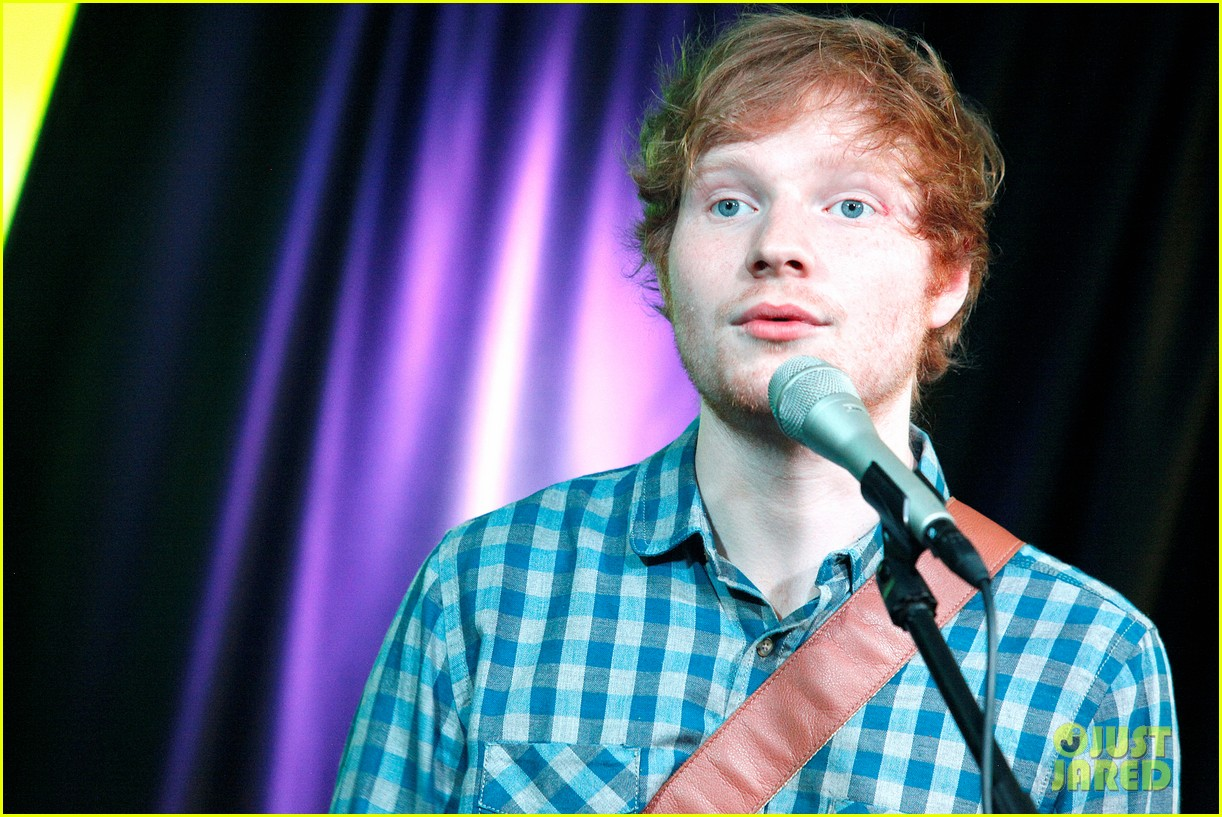 ed sheeran q102 fourth of july the roots 043150022