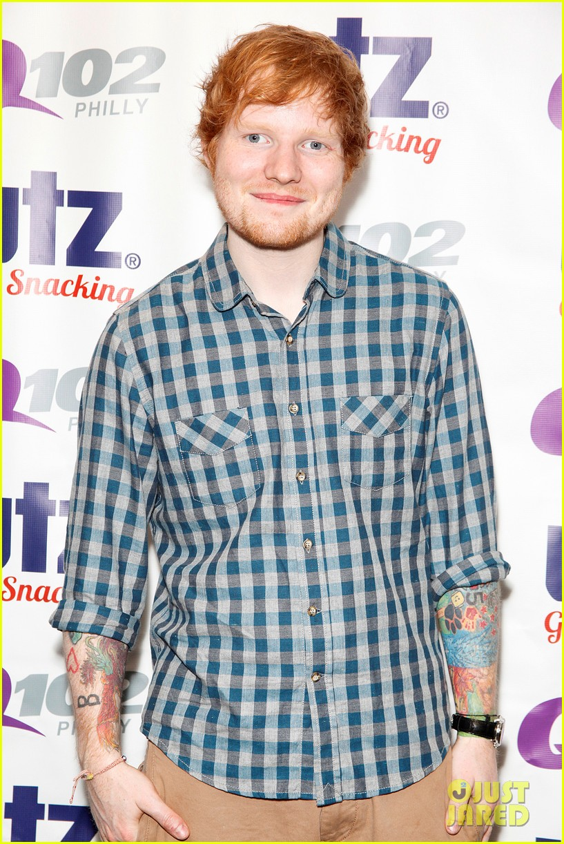 ed sheeran q102 fourth of july the roots 053150023