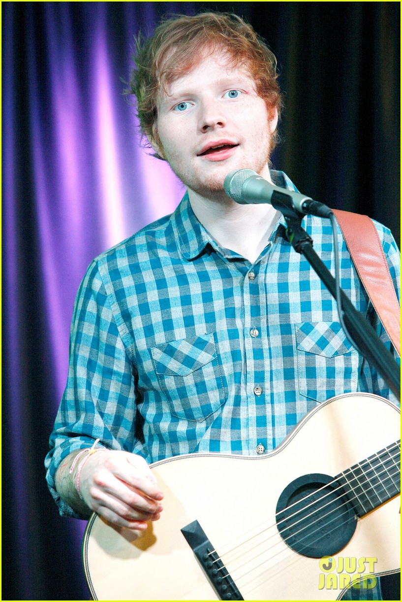 ed sheeran q102 fourth of july the roots 083150026
