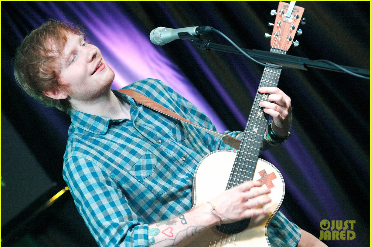 ed sheeran q102 fourth of july the roots 103150028