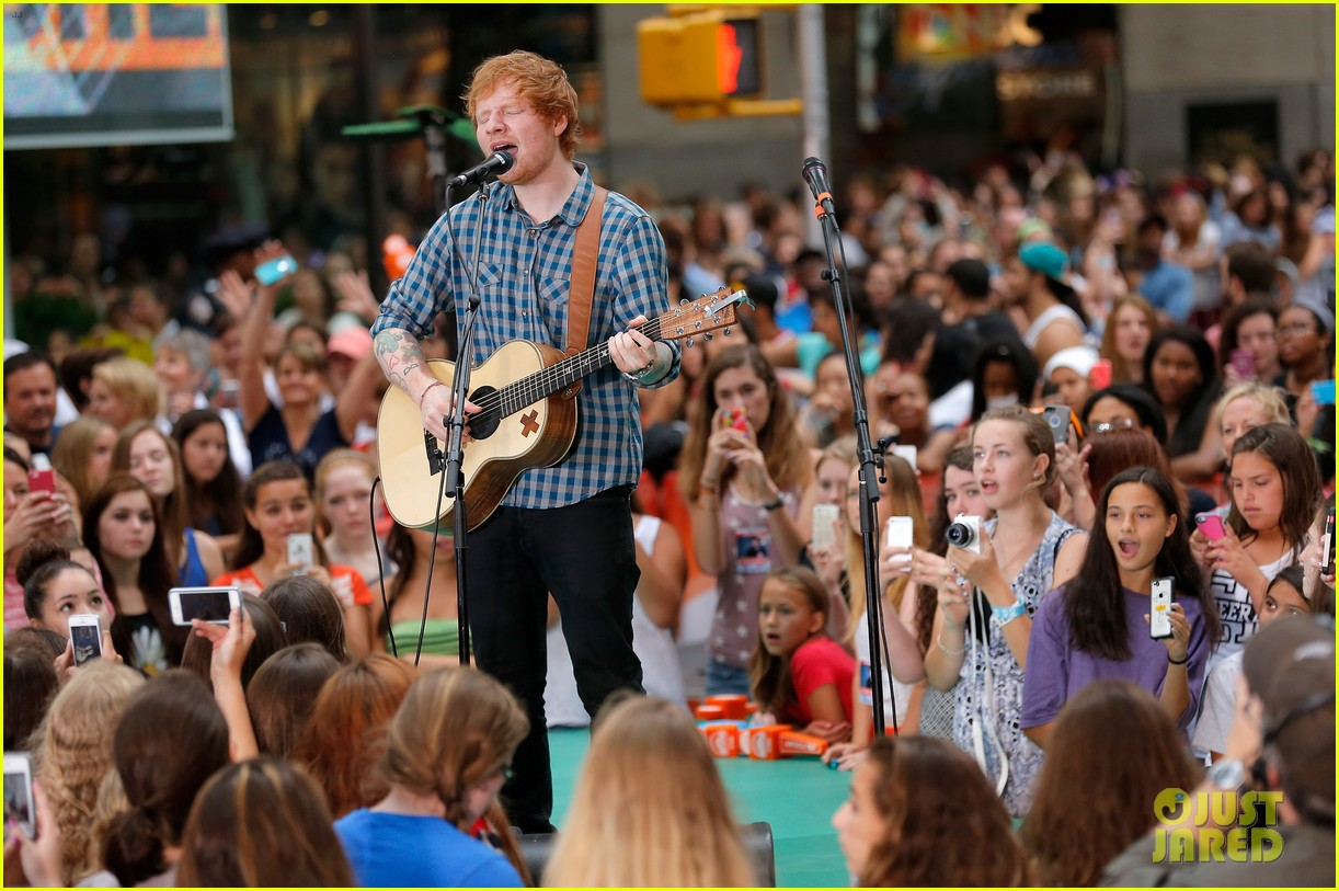 ed sheeran today show fourth of july 05