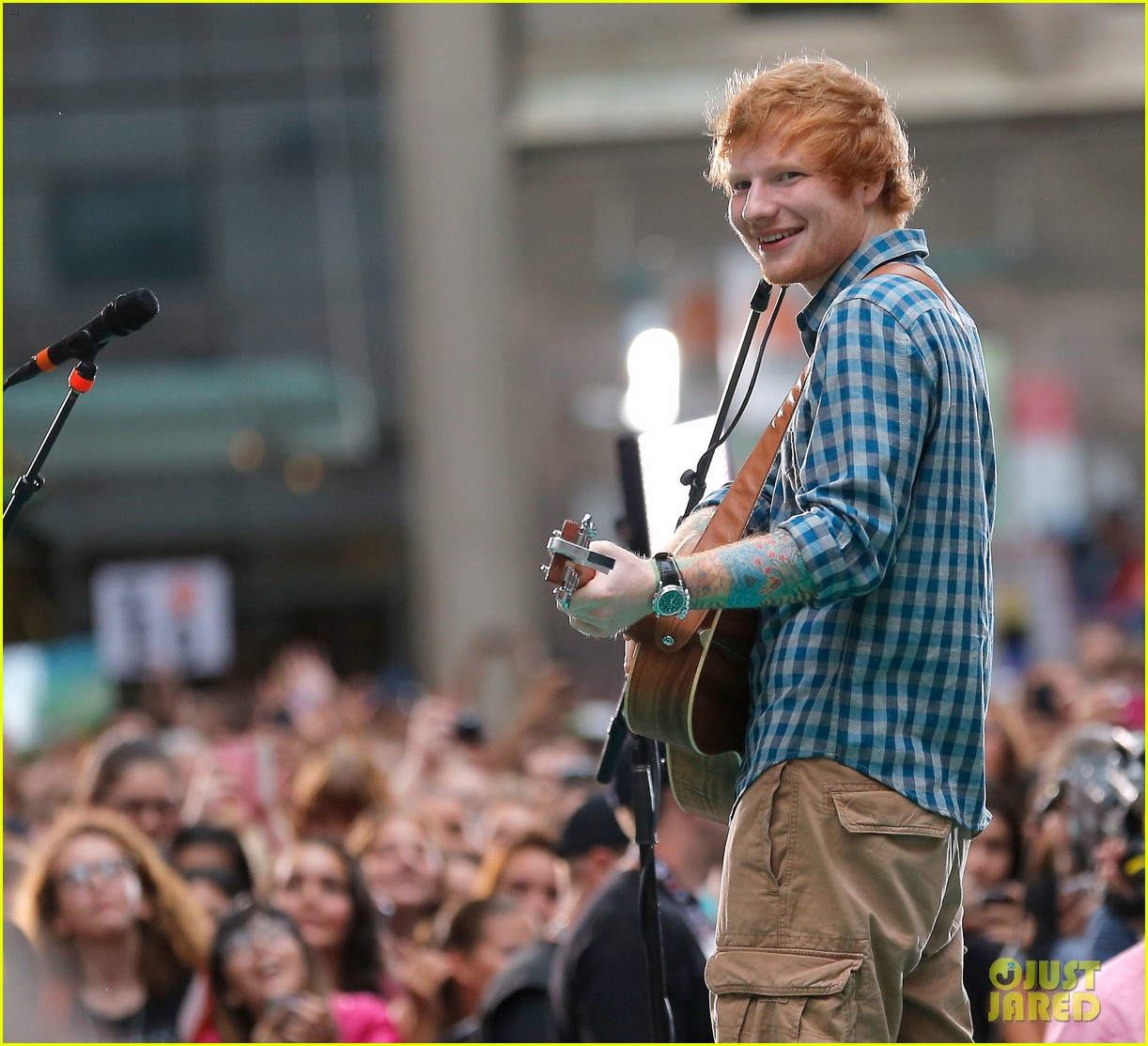 ed sheeran today show fourth of july 063149538