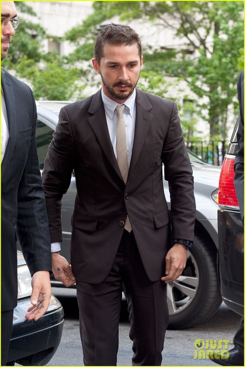 shia labeouf appears in court working out a plea deal for last months arrest 023162920