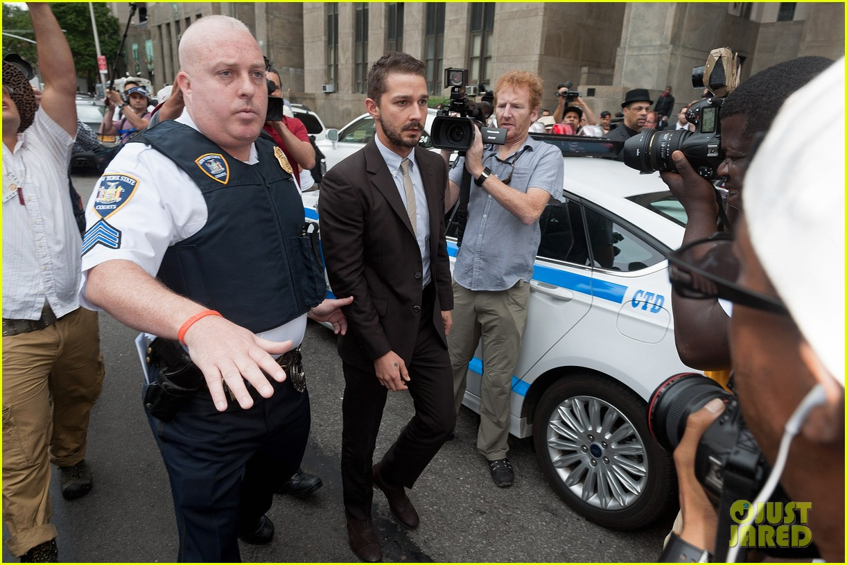 shia labeouf appears in court working out a plea deal for last months arrest 083162926