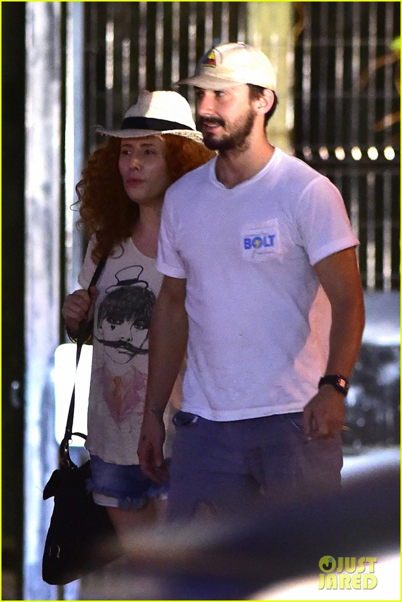 shia labeouf steps out smiling despite rehab reports 033147706