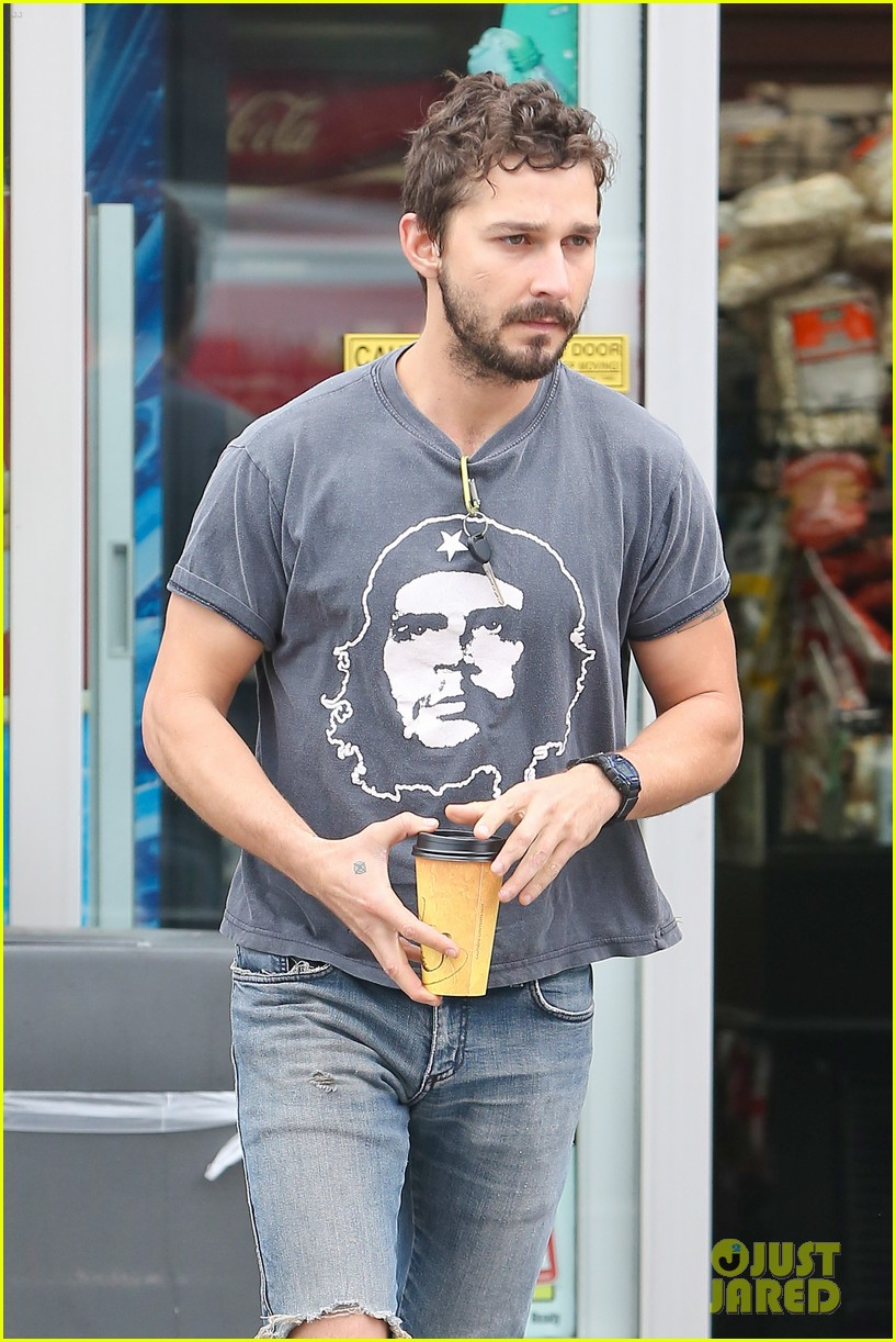 shia labeouf steps out smiling despite rehab reports 13