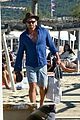 the mentalist simon baker takes dive saint tropez 15