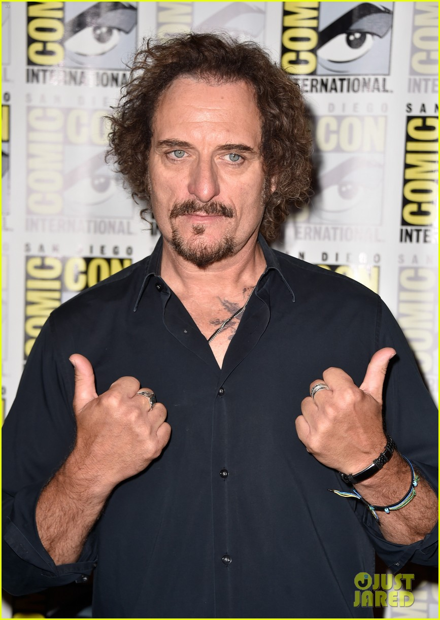 sons of anarchy strain casts present their shows at comic con 2014 023165646