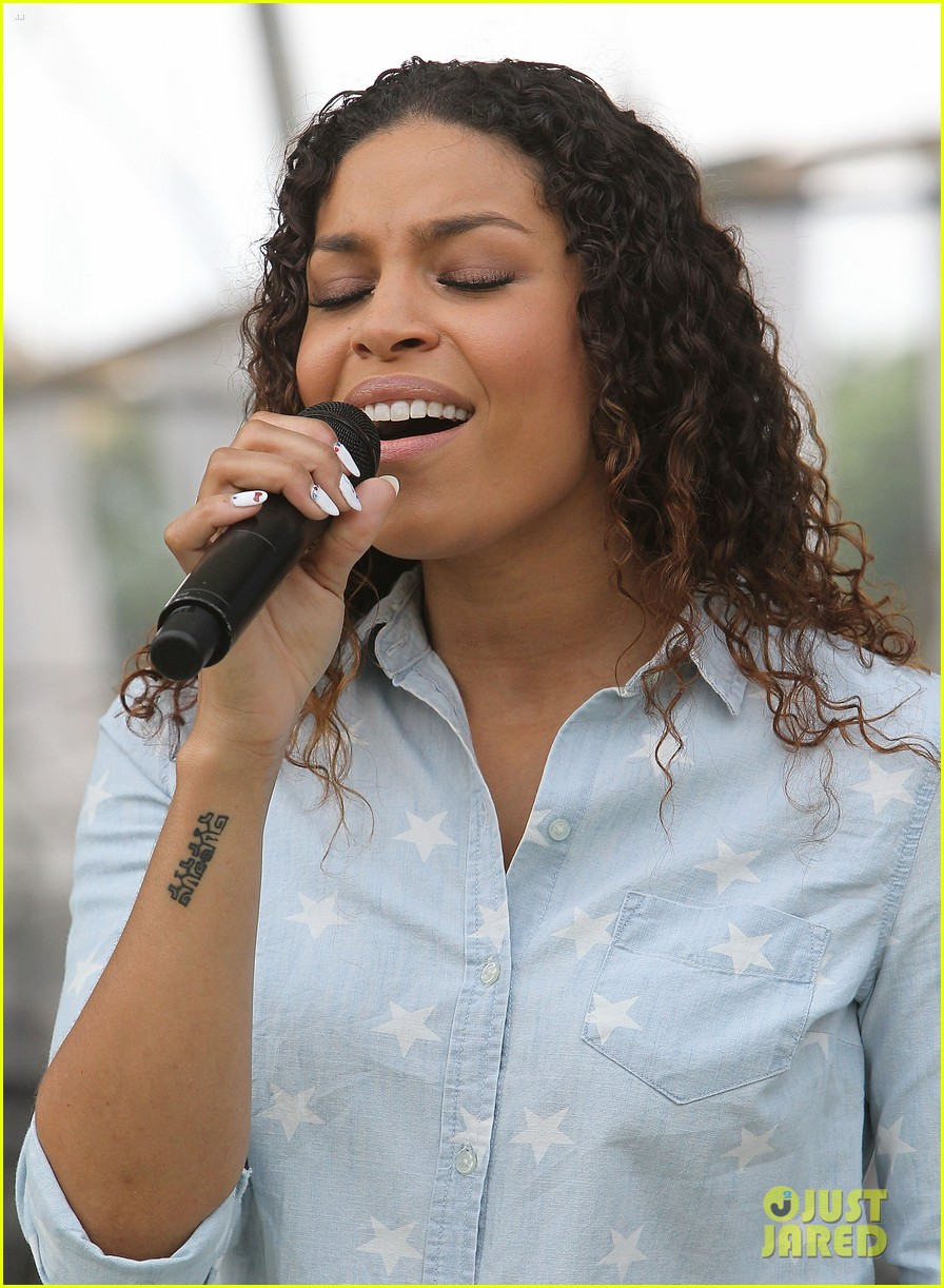 jordin sparks capitol 4th rehearsals 053149197