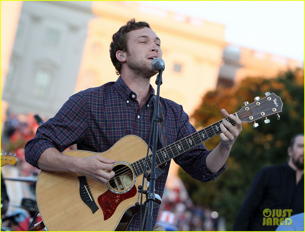 jordin sparks phillip phillips fourth of july special 11