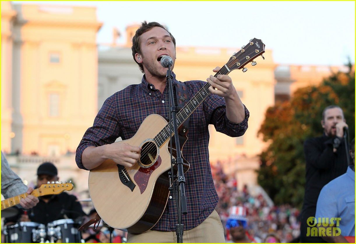 jordin sparks phillip phillips fourth of july special 163149999
