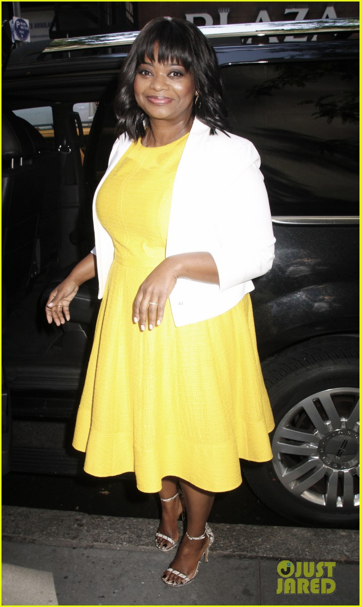 octavia spencer is a ray of sunshine at today show 053159188