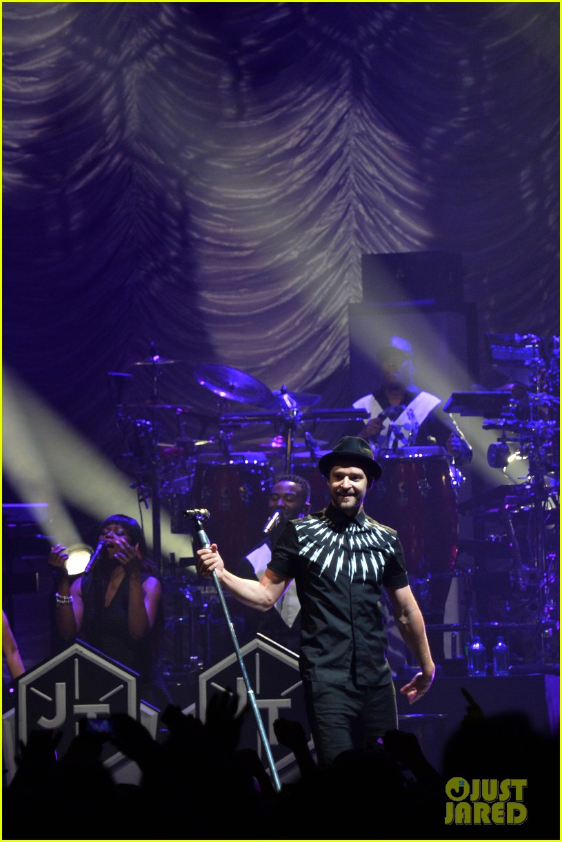justin timberlake packs the house for nyc concert 163153641
