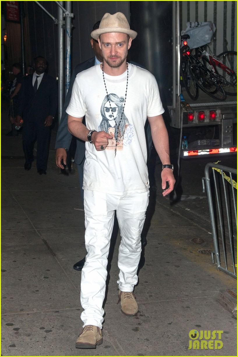 justin timberlake packs the house for nyc concert 183153643