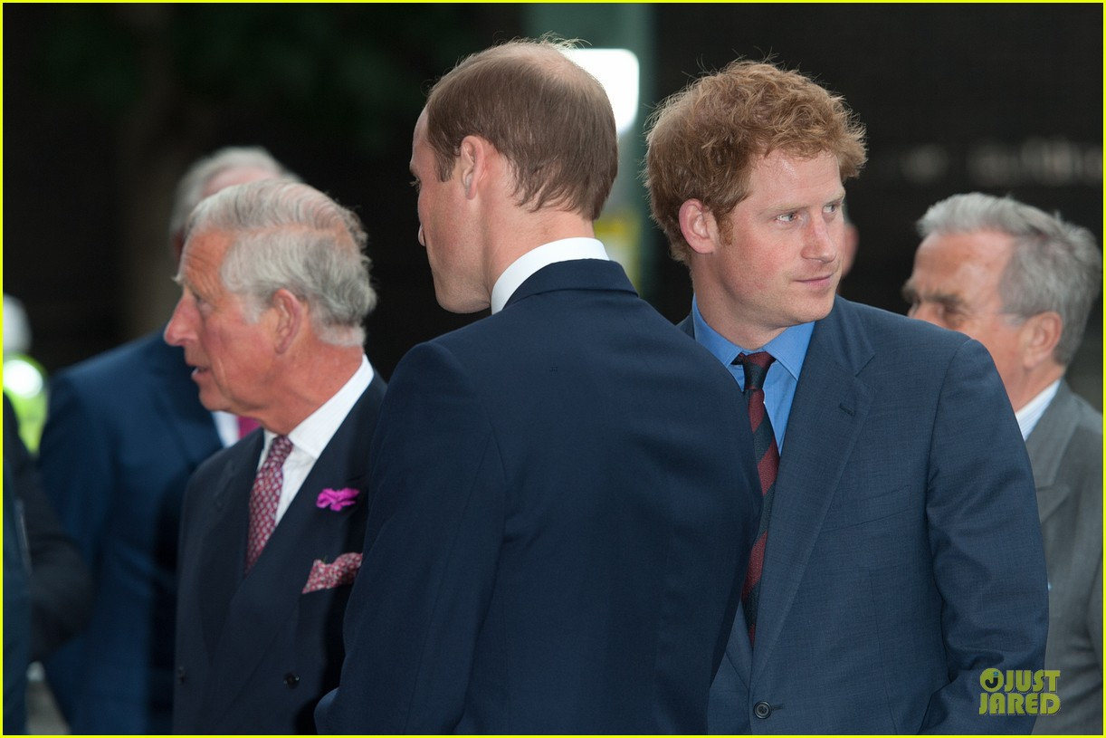 prince william harry accompany dad charles to business gala 123152001