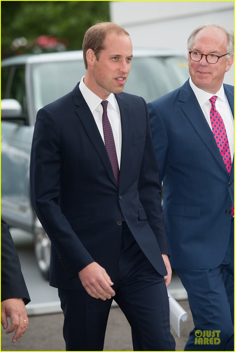 prince william harry accompany dad charles to business gala 153152004